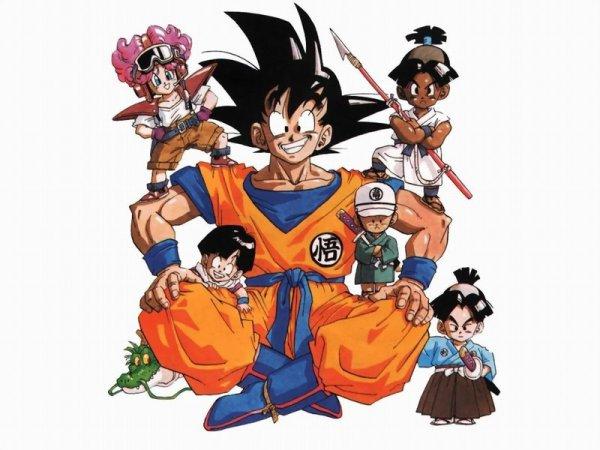 Dragon Ball - Répertoire