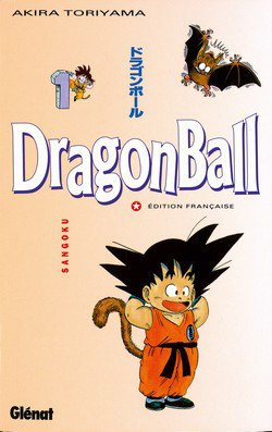 Dragon Ball - Informations sur le manga