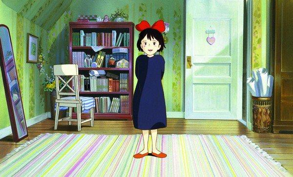 Kiki la Petite Sorcière - Répertoire