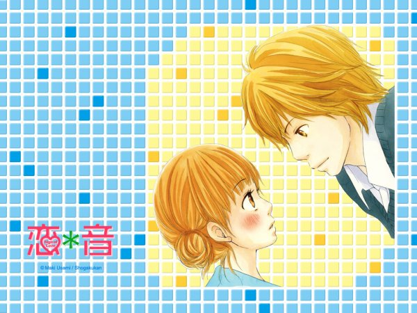 Ichigo Mimori et Kôki Habara