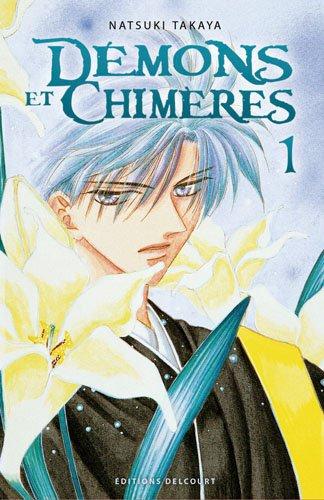 Démons et Chimères - Informations sur le manga + couvertures (tome 1 à 5)