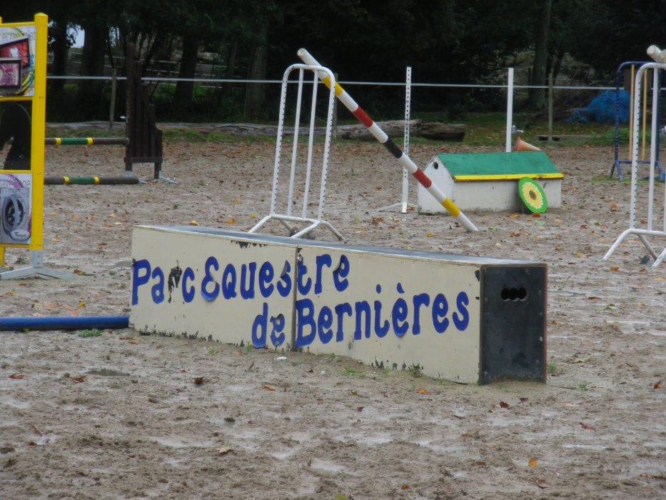 Parc equestre de Bernieres