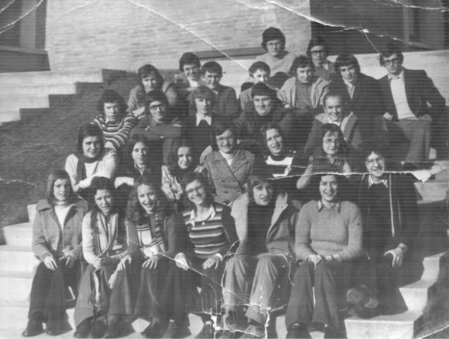 lycée Lamarck, Albert, seconde CA ...1971/72 et 1972/73