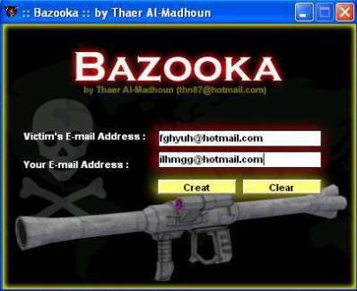 bazooka msn piratage