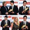"""Luis Suarez """"Soulier d'Or"""""""