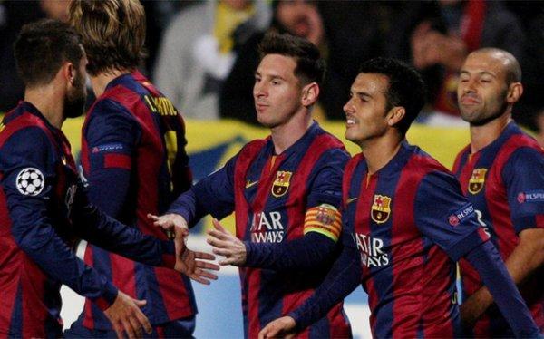 Lionel Messi efface Raul !