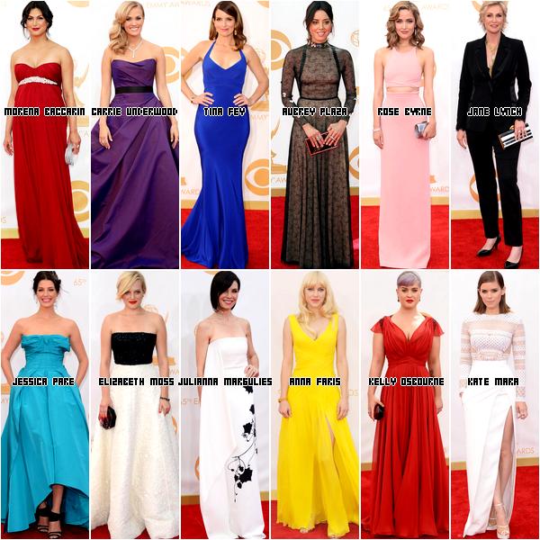 Emmy Awards (22 septembre 2013)