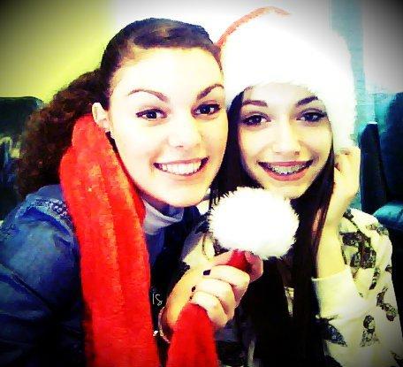 Ma meilleure amie ! :)♥