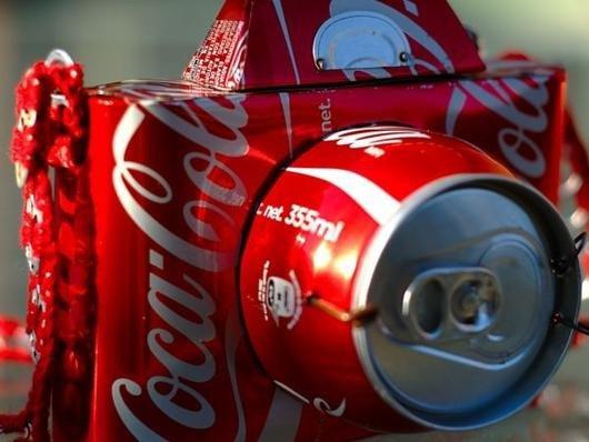 Coca cola! ;P