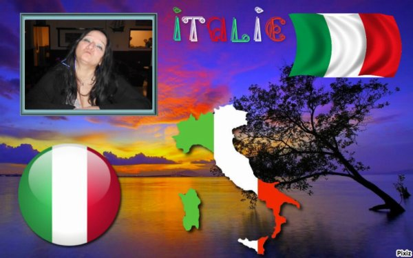 JE SUIS ITALIENNE