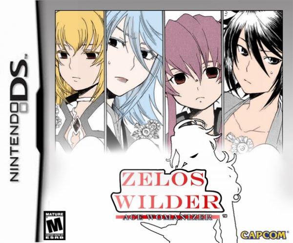 Zelos Wilder Ace Attorney