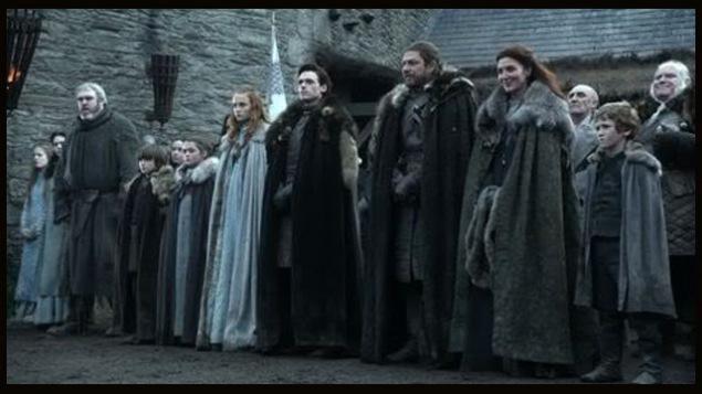 Chapitre 3:Winterfell