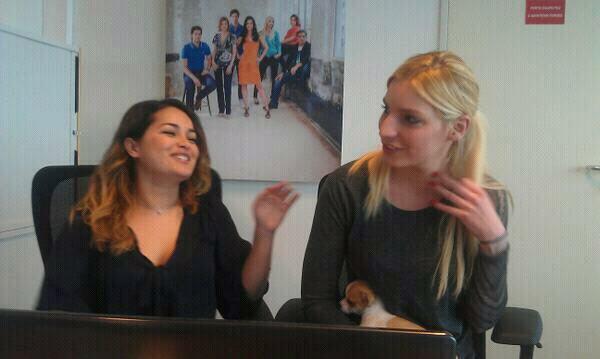 Tc de Nadege Lacroix & Delphine Rouffignac #30/03/2013 #SousLeSoleil