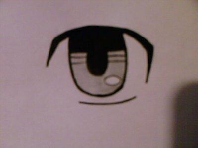 Oeil Manga Garcon Type Shonen L Univers Du Dessin