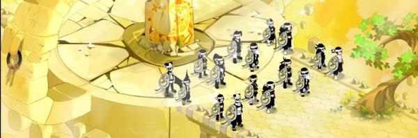 La Mini Team en action