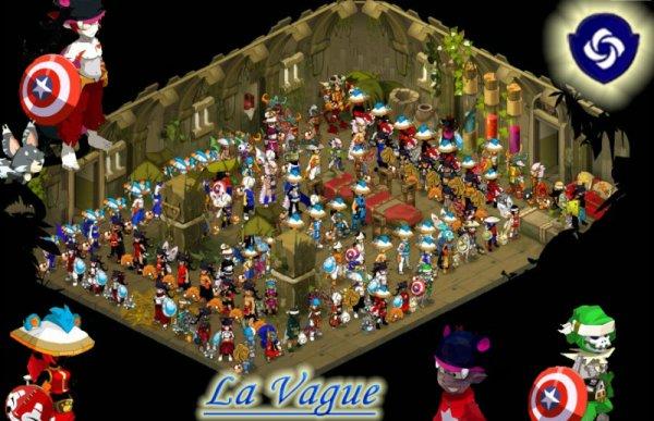 8 Ocres, vive La Vague !