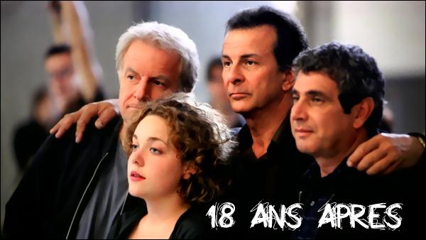 Film: 3 hommes et un couffin 18 ans après