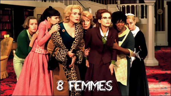 Film: 8 femmes