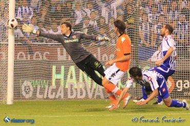 Défaite du Deportivo ki condamne à la reléguation