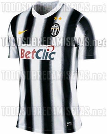 Maillot 2011-2012 de la Juventus