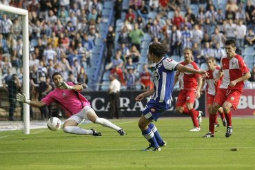 Victoire souffrante du Deportivo