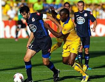 Dure défaite du Deportivo