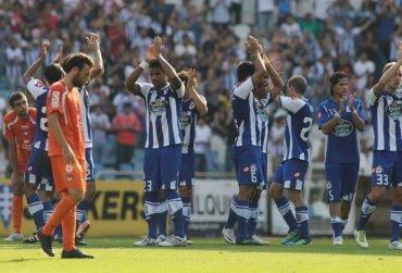 Le Deportivo a offert un beau cadeau au supporter