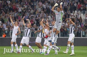 Grande victoire de la Juventus