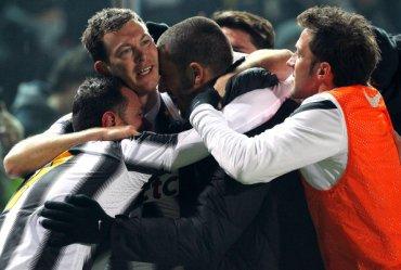 Victoire important de la Juventus à Atalanta qui proclame la Vieille Dame champion d'hiver
