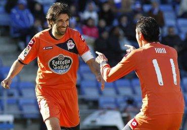 Le Deportivo ramène une petite victoire de son déplacement à Recreativo