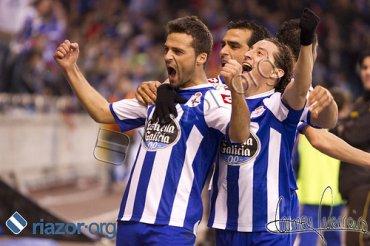 Le Deportivo enchaine sa 9 victoire consécutif face au Barcelone B