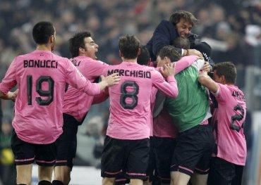 Très belle victoire de la Juventus contre Catane