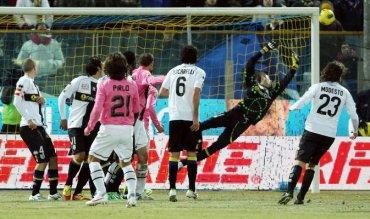 La Juventus ramène un point de son déplacement à Parme