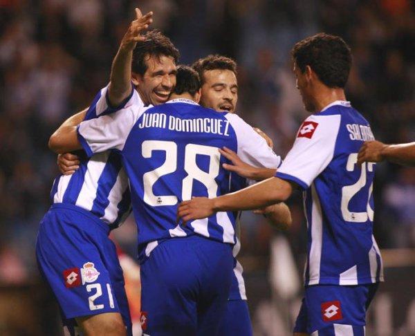 Victoire souffrante et important pour le Deportivo face à Alcorcon