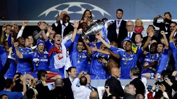 La Ligue des Champions 2011-2012 est pour Chelsea