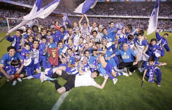 Le Deporitvo est de retour en 1 DIvision de la Liga avec sa victoire souffrante contre Huesca à Riazor