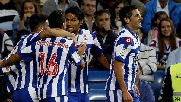 Défaite logique du Deportivo qui s'incline lourdement contre le Real Madrid a Bernabeu