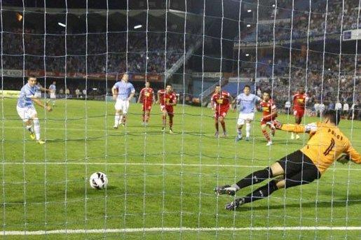 Les résultats finals de la 7 journées du championnat de la Liga BBVA 2012-2013