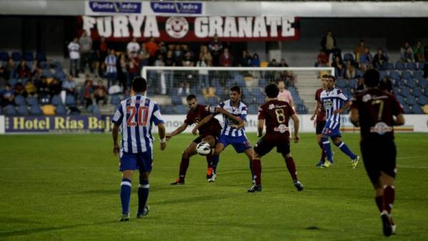 Le Deportivo remporte la Coupe de Otero sur la pelouse de Pontevedra au tire au but