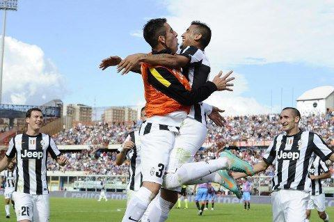 Victoire difficil et important de la Juventus sur la pelouse de Catane