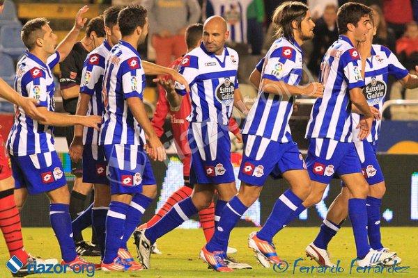 Le Deportivo a fait une mauvaise opération en faisant match nul contre Mallorca à Riazor