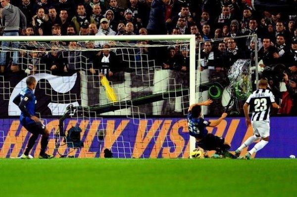 Mauvaise opération de la Juventus qui s'incline lourdement contre l'Inter à la Juventus Arena