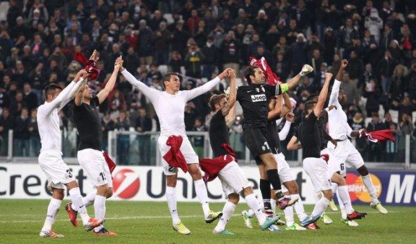 Magnifique succès de la Juventus qui remporte la victoire contre FC Nordsjælland à la Juventus Arena