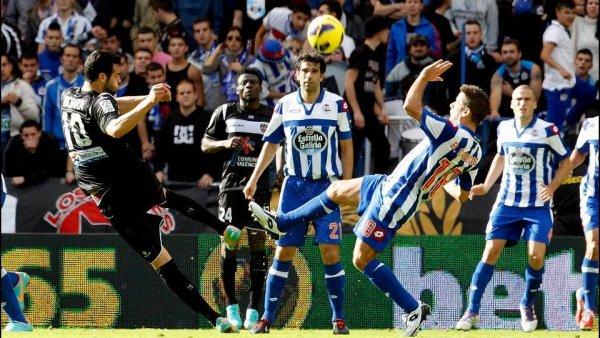 Une pire journée pour le Deportivo qui n'a rien fonctionné et s'incline contre Levante à Riazor