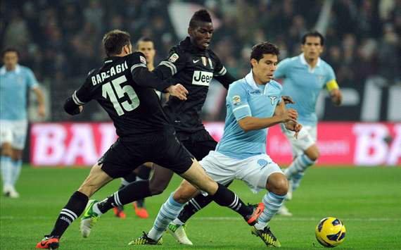 La Juventus a essayer mais n'a pas pu gagné et doit se concenter d'un nul contre la Lazio