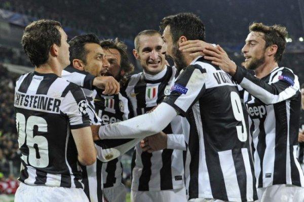 Magnifique exploit de la Juventus qui s'est régalé face à Chelsea à la Juventus Stadium