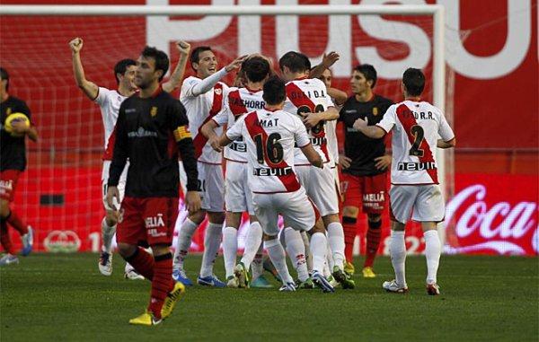 Les résultats finals de la 13 journées du championnat de la Liga BBVA 2012-2013