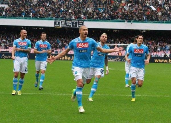Les résultats finals de la 15 journée du championnat italien 2012-2013
