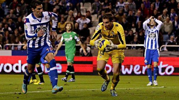 Dure défaite du Deportivo qui se met dans la zone reléguable face à Betis au stade de Riazor