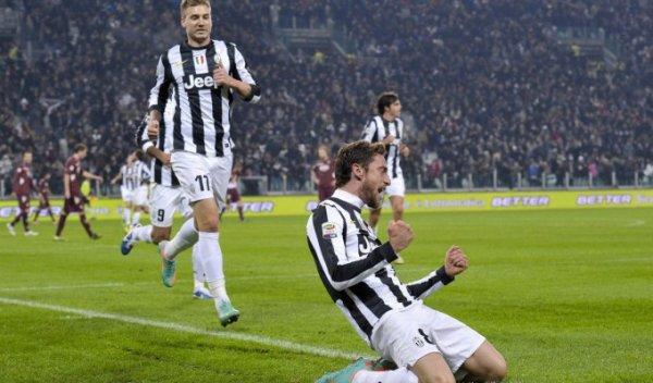 Victoire magistral de la Juventus lors du derby turinois contre Torino
